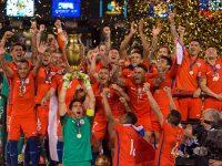 4 momentos históricos de la selección chilena