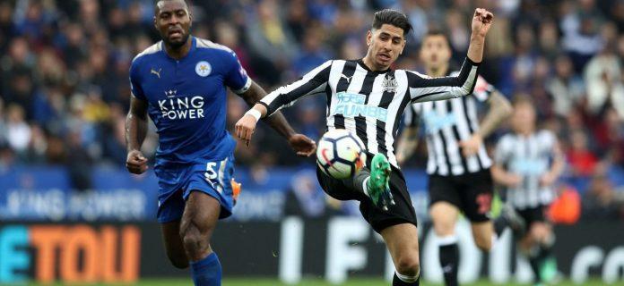 Newcastle recibe a un inspirado Leicester City