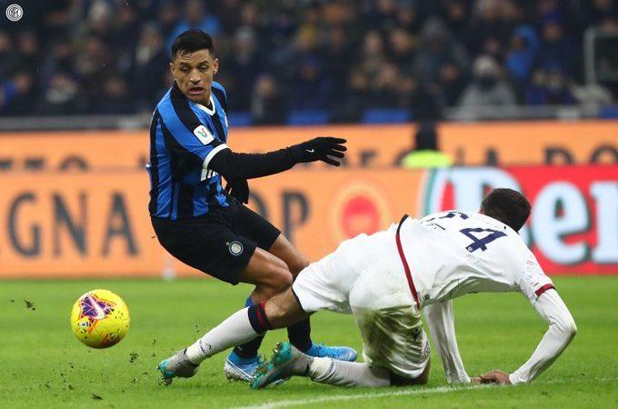 A cuanto se paga el gol de Alexis Sánchez en el Lecce Vs Inter