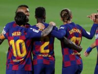 Celta de Vigo vs Barcelona