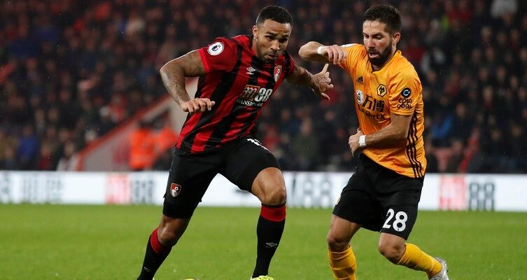 Wolves vs Bournemouth