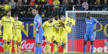 Getafe vs Villarreal