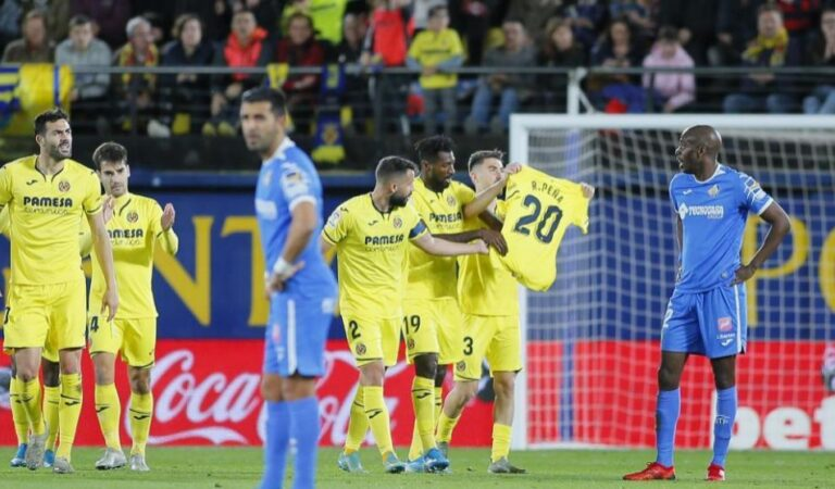 Pronóstico Getafe vs Villarreal