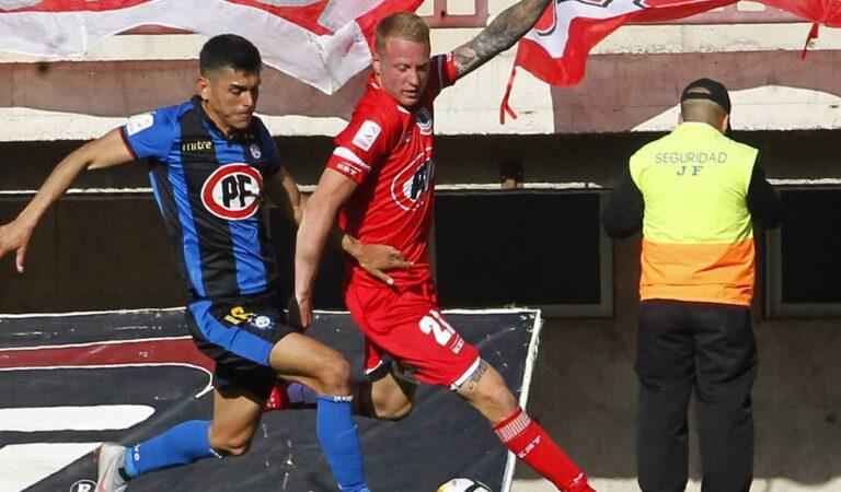 U. La Calera busca hacerse con el Liderato de la Liga Chilena